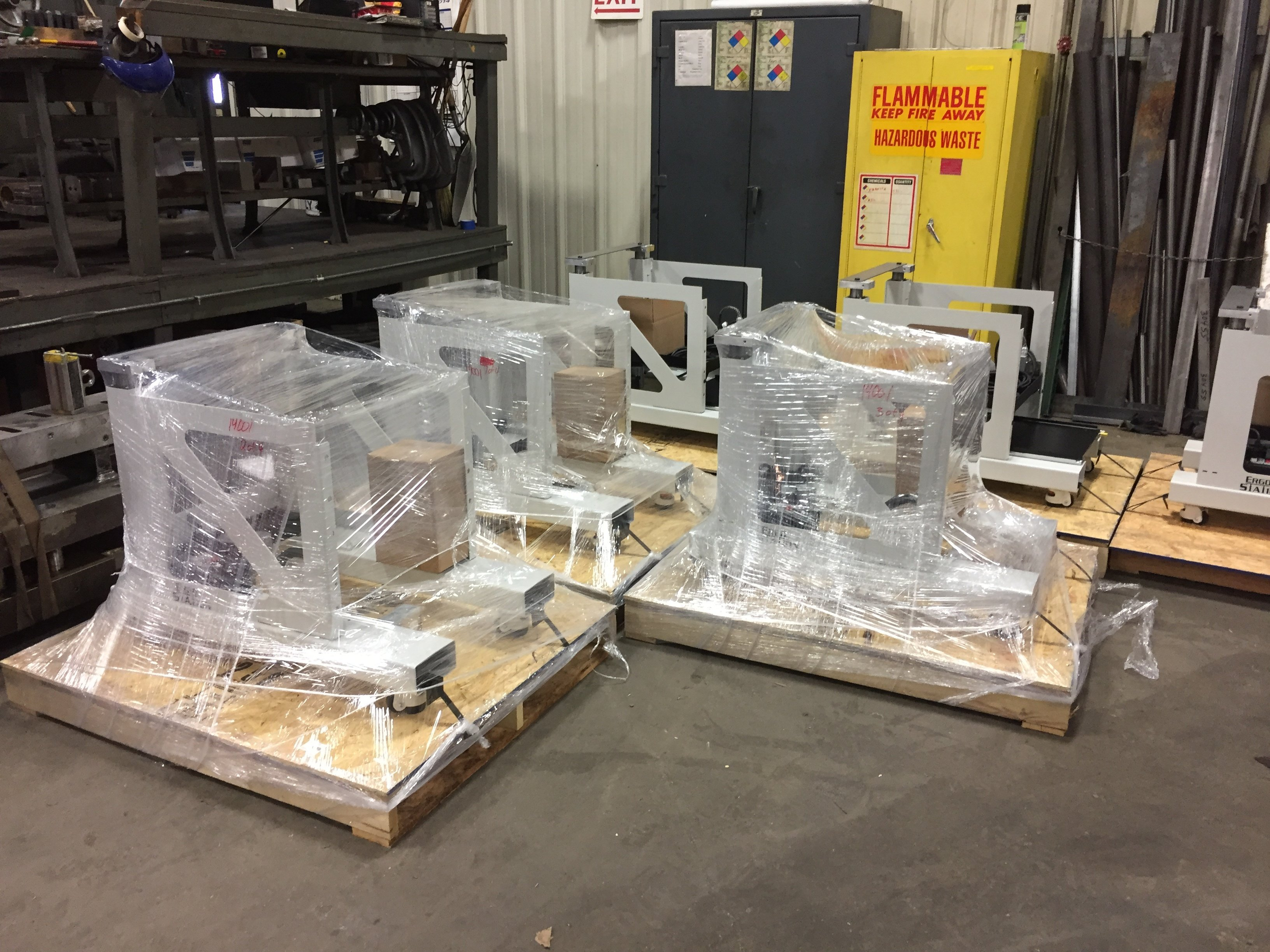 Gentex Units Ready to Ship